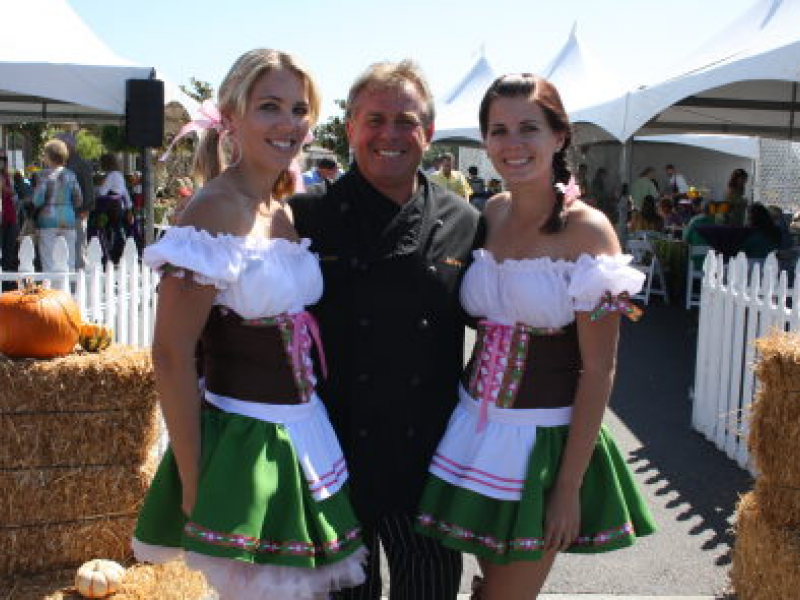4th Annual OktoberWest Food, Wine & Beer Event with Farm-to-Table Twist