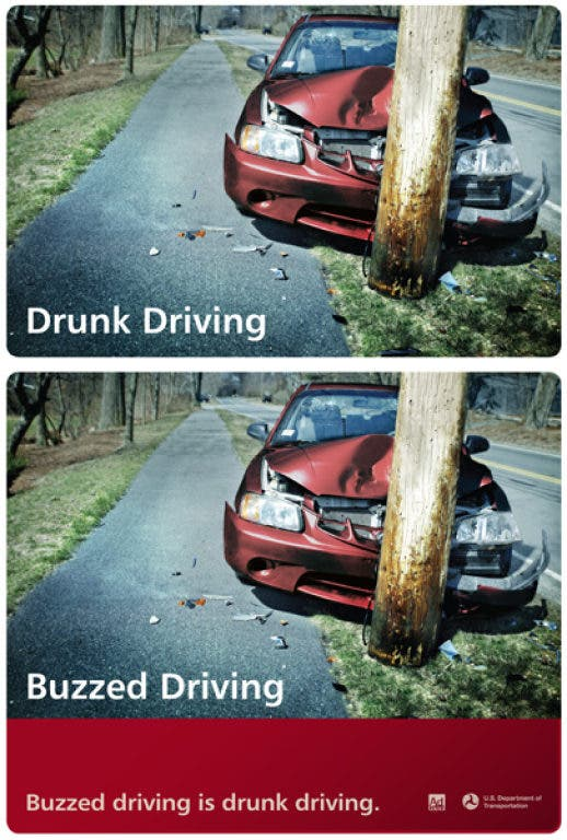 buzzed driving safety presentation