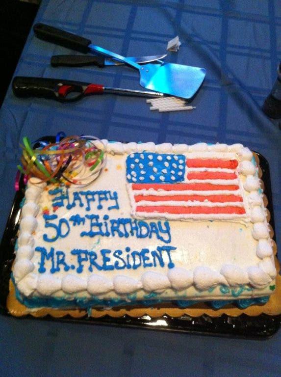 Phenomenal A Birthday Party Fit For A President Bloomfield Nj Patch Funny Birthday Cards Online Inifodamsfinfo
