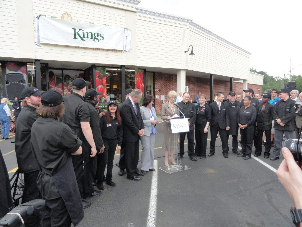 Kings Holds Grand Re-Opening to Tout New Features | Livingston, NJ Patch