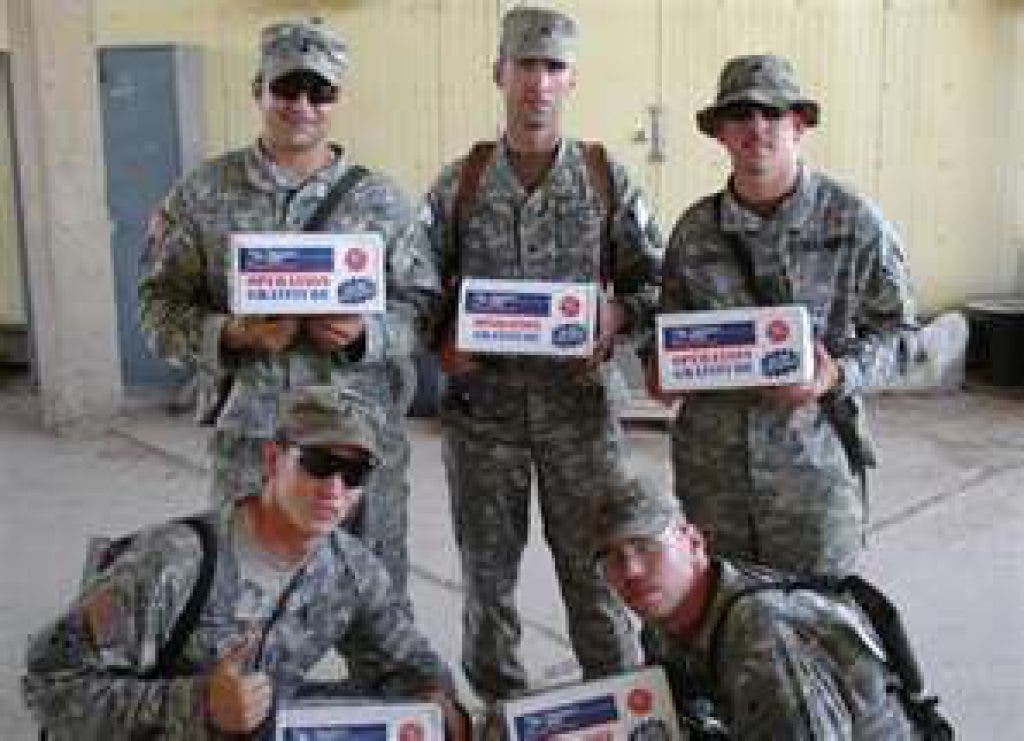 Leftover Candy? Dentist Will Buy It, Donate to Soldiers