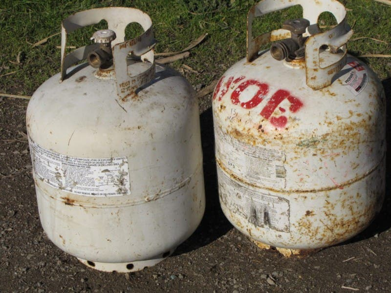 Dispose Of Old Propane Tanks Properly New Canaan Ct Patch
