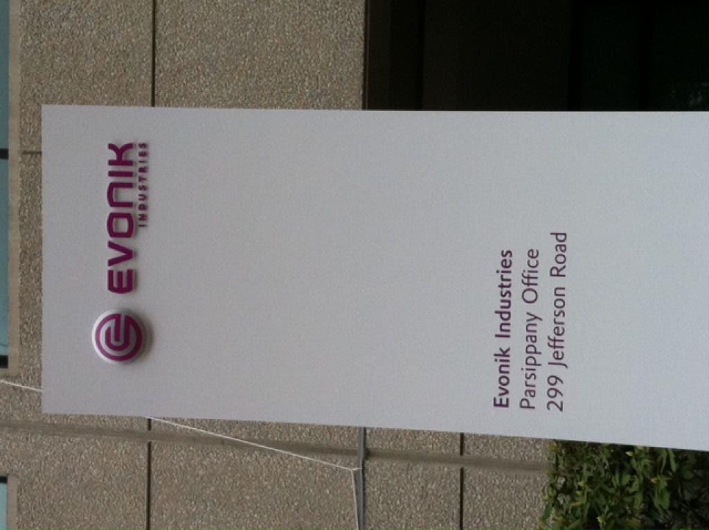 Evonik Industries Celebrates Par-Troy Expansion | Parsippany, NJ Patch