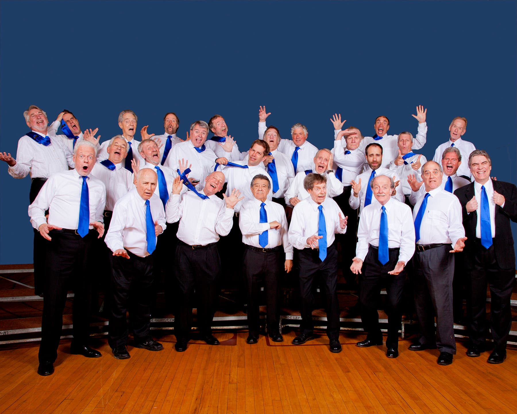 Come hear 4 part Acapella Harmony for free  Marin Barbershop Chorus