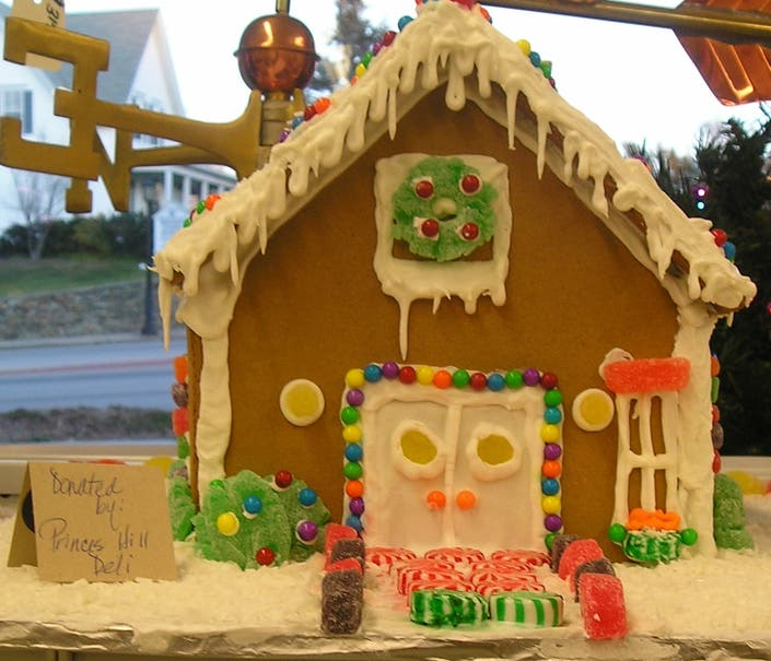 Craft Gingerbread House Help Tap In Barrington Ri Patch