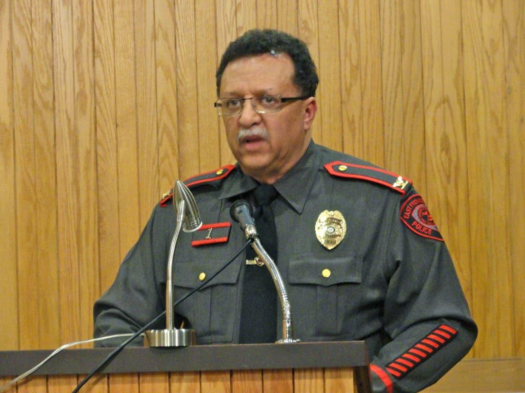 Ferguson Police Chief responds to report that DOJ is