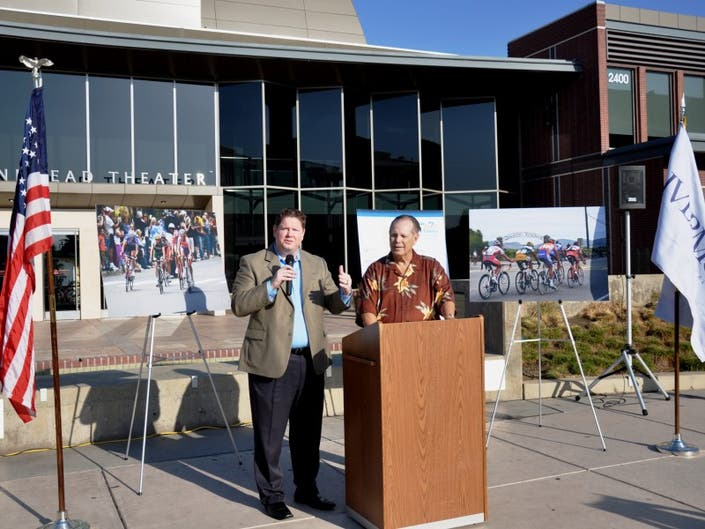 Amgen Tour Route To Run From Livermore to San Jose