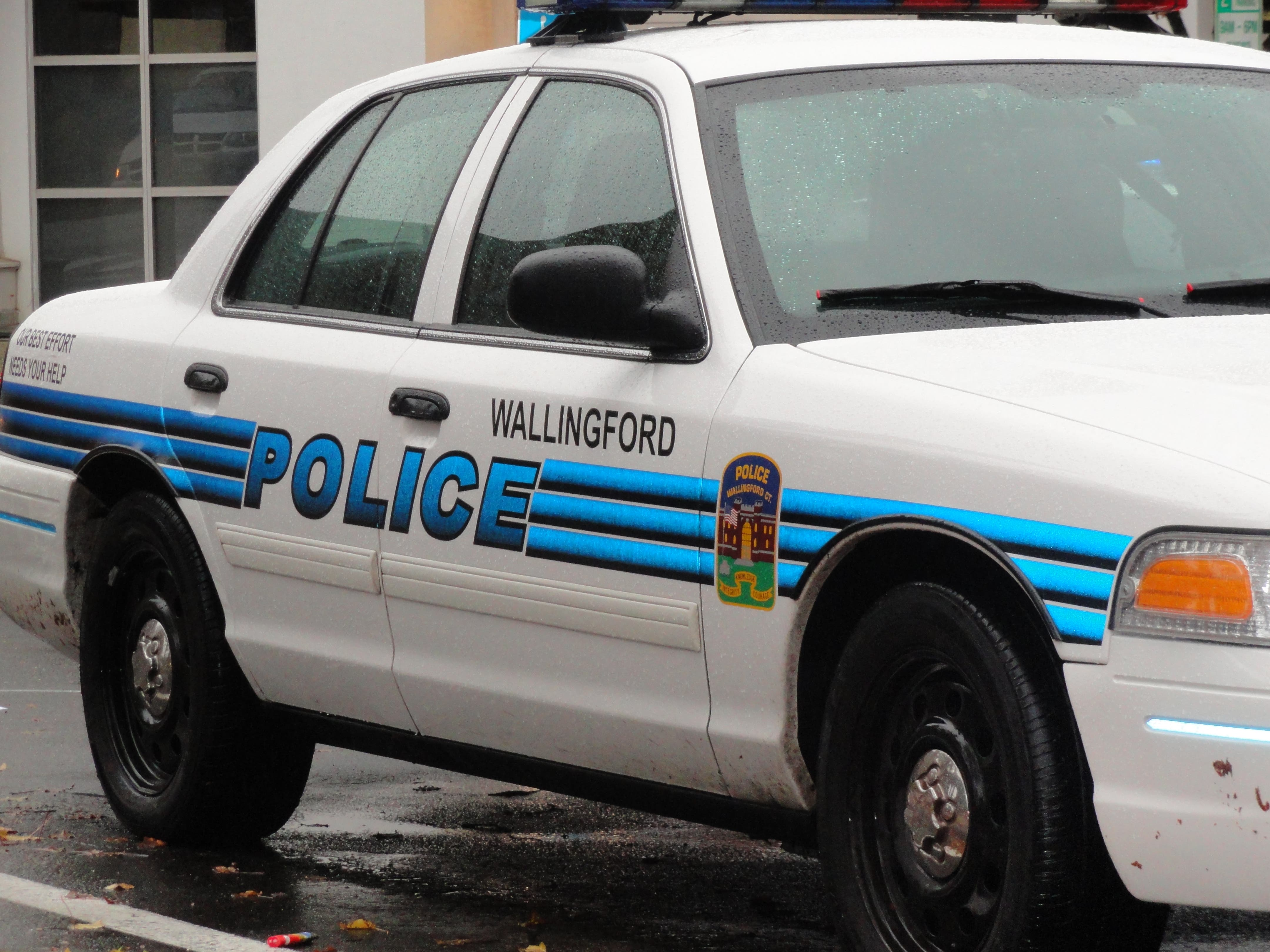 Four People Hospitalized Following a Two-Car Crash in Wallingford