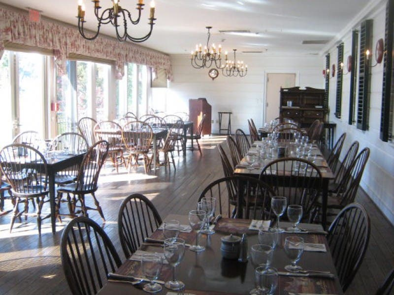 Reservations At Mount Vernon Restaurants Still Available For