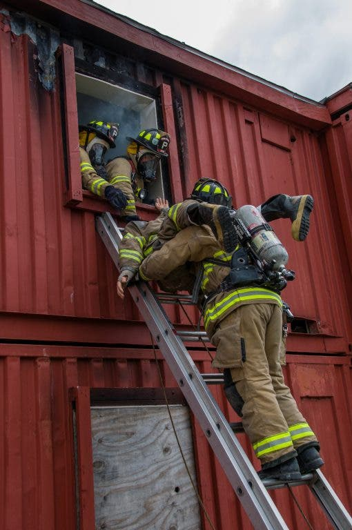 Derry Firefighters Complete Recruit School | Londonderry, NH Patch