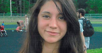 Teen missing after visiting grandmother for holidays