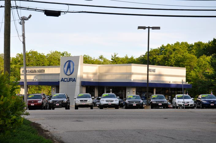 Prime Acura North >> Dealership Airbag Thefts May Be Part Of Crime Spree