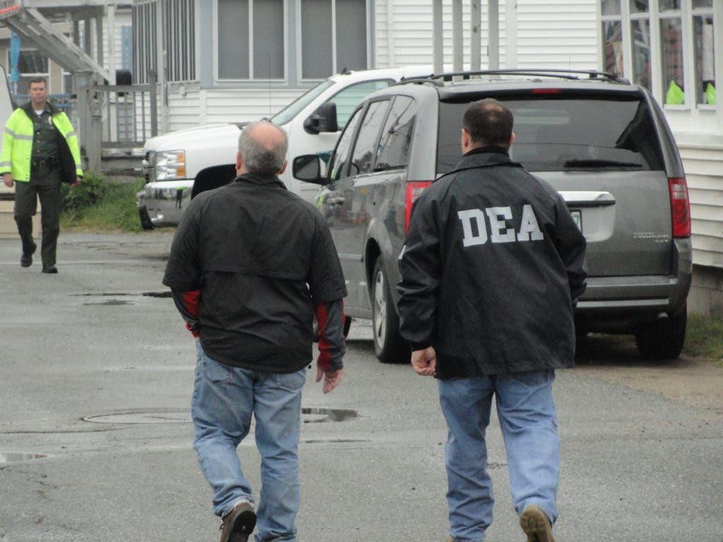 Five Arrested After Police Raid One of 'Biggest Drug Houses