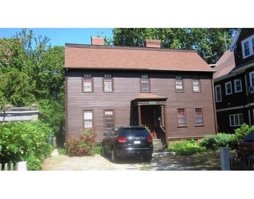 Condo in Somerville's Oldest House Sells for $335K