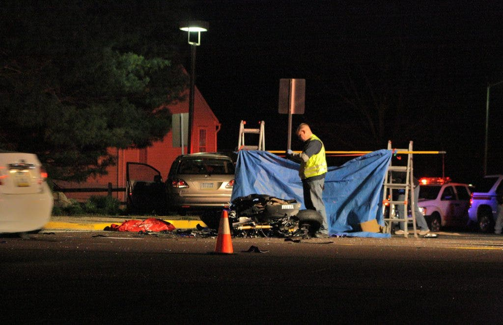 UPDATED: Motorcyclist Killed in Street Road Crash | Upper