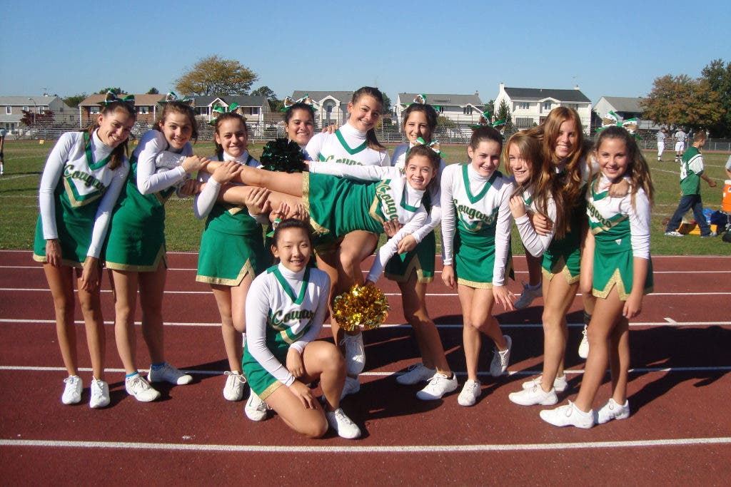Kennedy Cheerleading Put on the Map With Successful Season ... on science map, baseball map, hip hop map, hiking map, curling map, cross country map, basketball map, diving map, triathlon map,