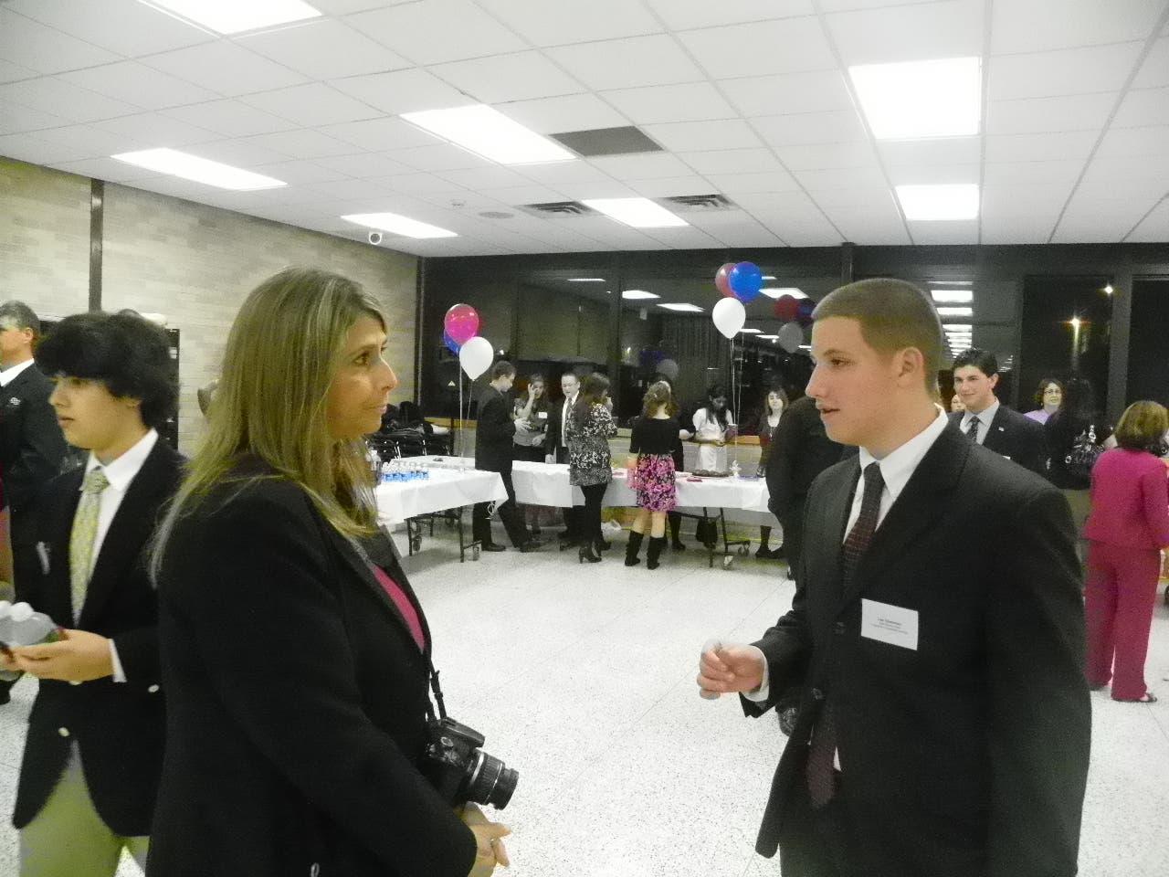 District Hosts Meet the Candidates Night | Half Hollow Hills
