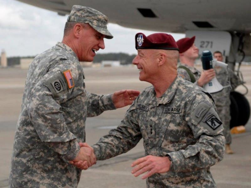 PHOTOS: Welcome Back XVIII Airborne Corps | Fort Bragg, NC Patch
