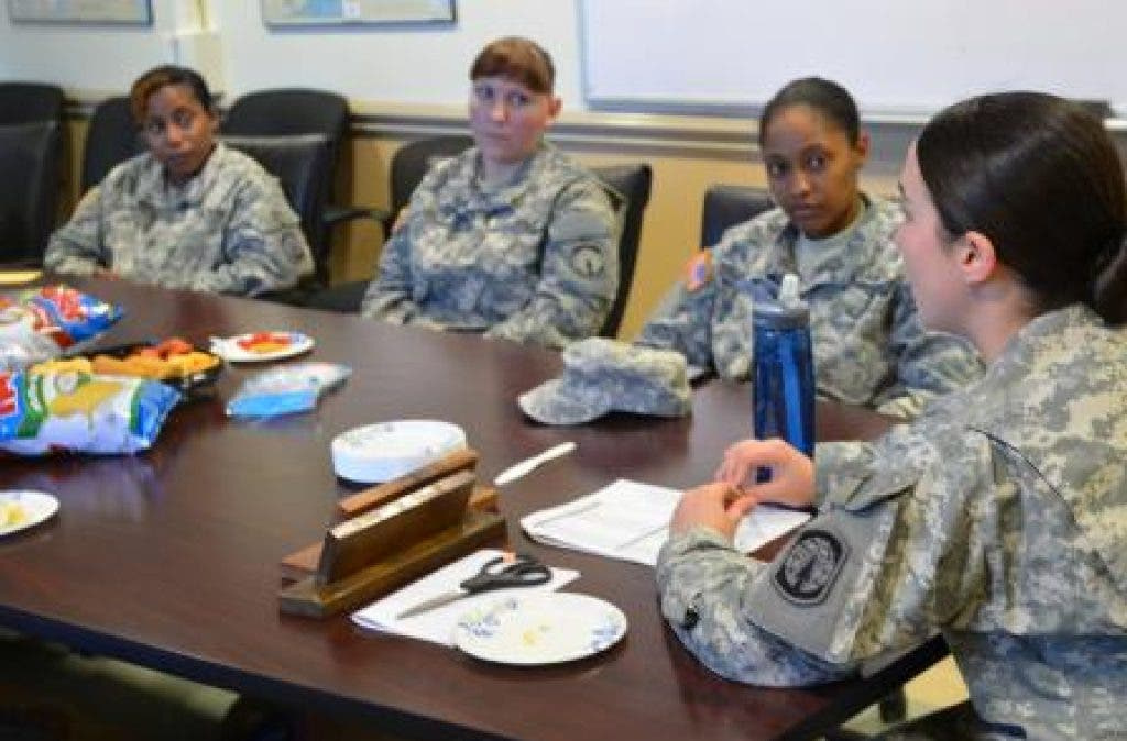 Fort Bragg Military Police Start Female Mentorship Program | Fort