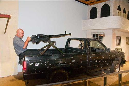 Battle Of Mogadishu Exhibit Shutdown On 20th Anniversary