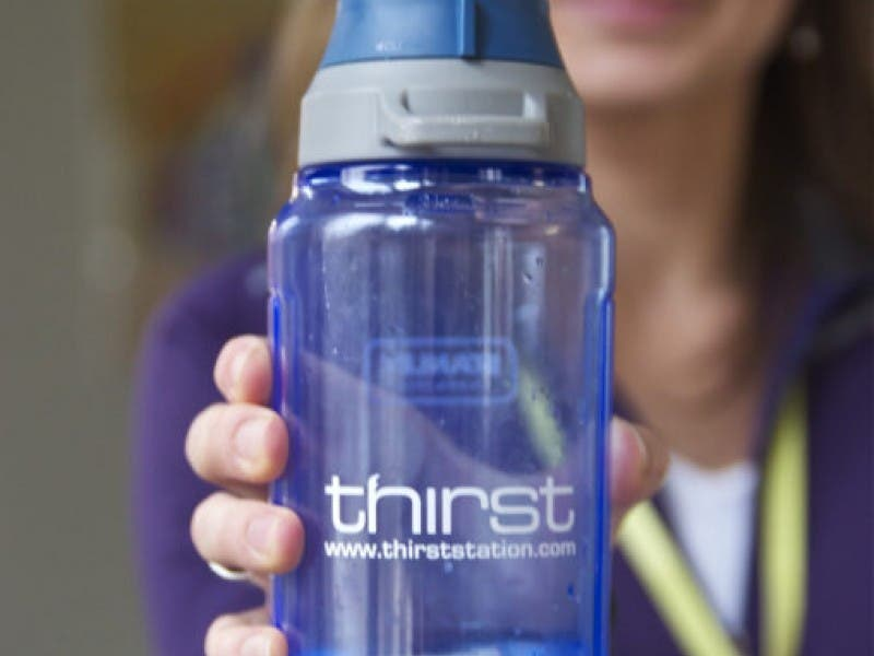 Iowa City Mom Confronts Wasteful Water Bottles Through Refill Business Plan 0