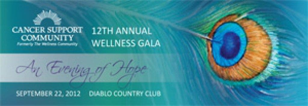 12th Annual Wellness Gala: An Evening of Hope | Martinez, CA