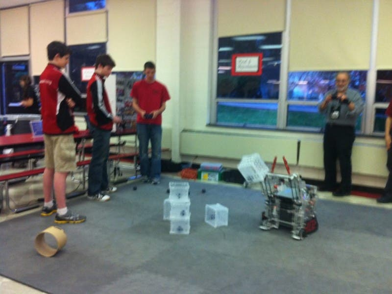 Columbia High School Robotics Club Gains Accolades Maplewood Nj Patch