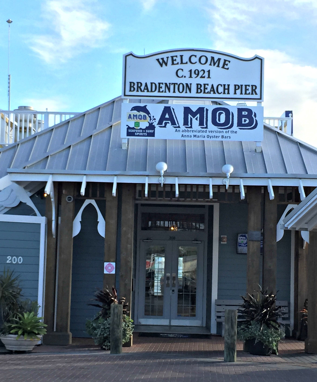 Anna Maria Oyster Bar Opens on Bradenton Beach's Historic Bridge