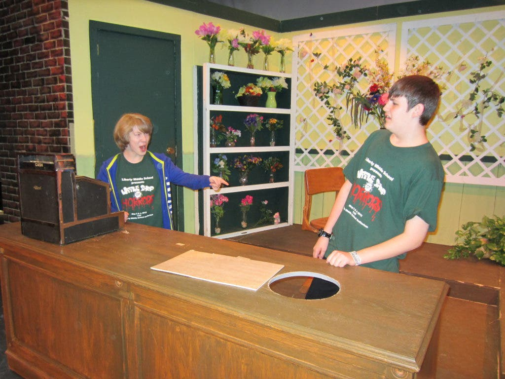 Little Shop Of Horrors To Be Presented At Liberty West Orange
