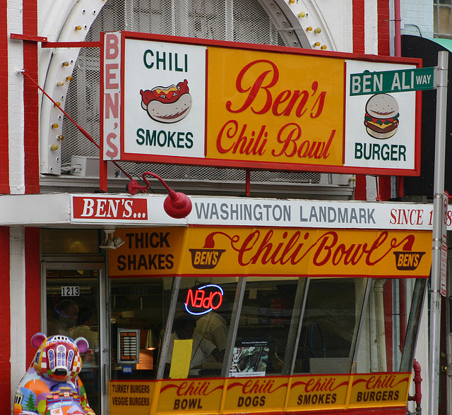WBJ: Bens Chili Bowl Coming to Rosslyn