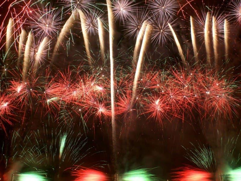 Hartwood Acres Hosts Pyrofest Fireworks Festival 0