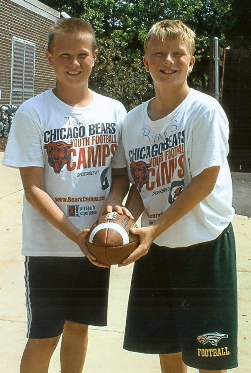 Residents Participate in Chicago Bears Youth Football Camps | Glen  hot sale