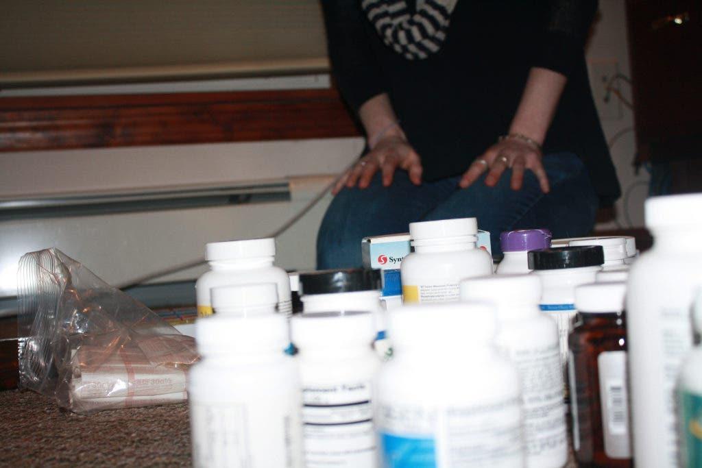 Chronic Lyme Patient Undergoes 'Treatment of Last Resort