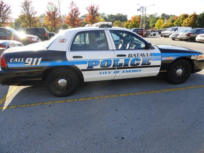 police batavia