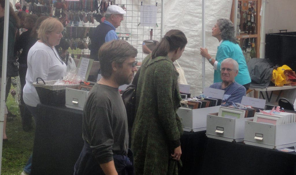 VIDEO: 38th Annual NRT Harvest and Craft Fair a Hit | Easton