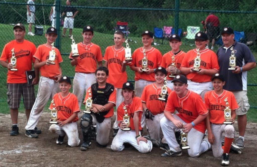 Shoveltown 12u Baseball Wins Dan Duquette Tournament Easton Ma Patch