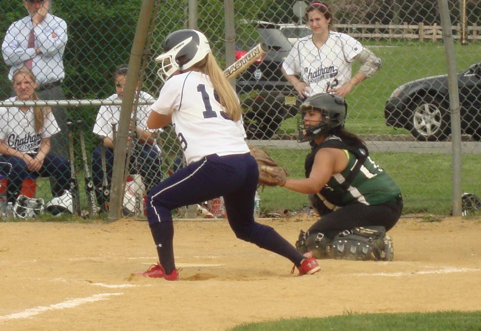 Softball Team to Play for Morris County Championship | Chatham, NJ Patch