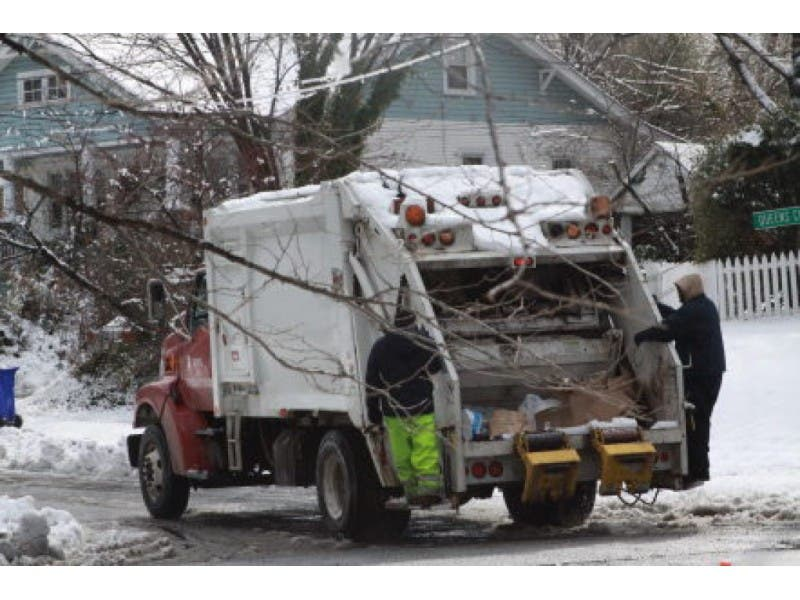 Garbage Recycling Collection Cancelled Monday In