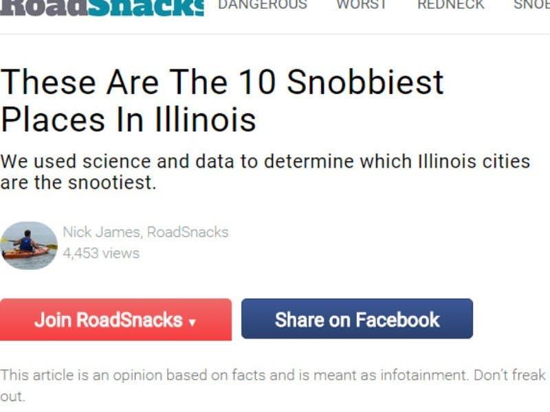 chicago suburbs list