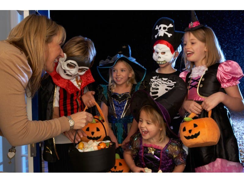 Trick-or-Treat Hours, Family-Friendly Halloween Events