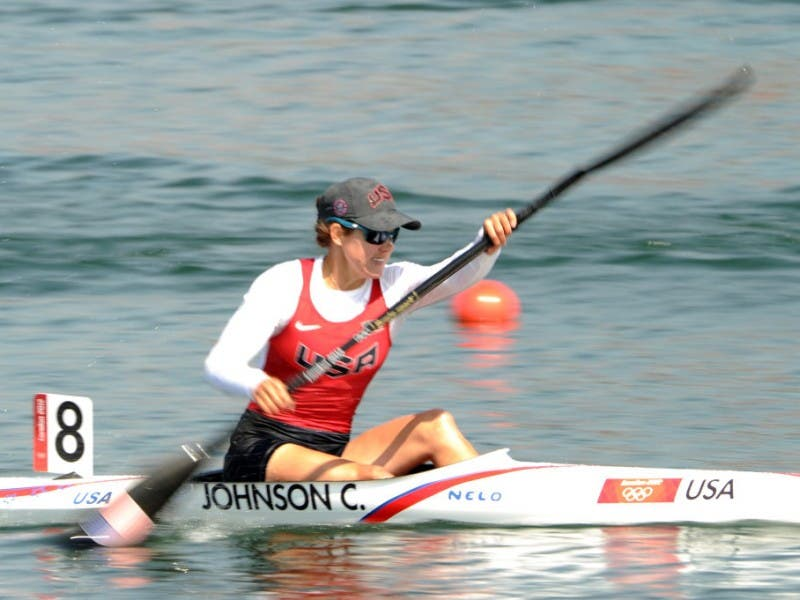 La Jolla High Grad Does Not Advance in Olympic Kayak Sprint