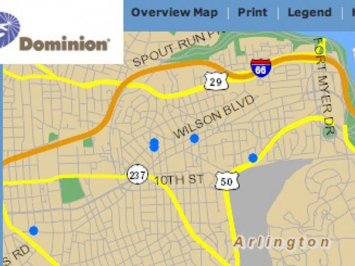 Power Outage in Rosslyn-Ballston Corridor | Clarendon, VA Patch on