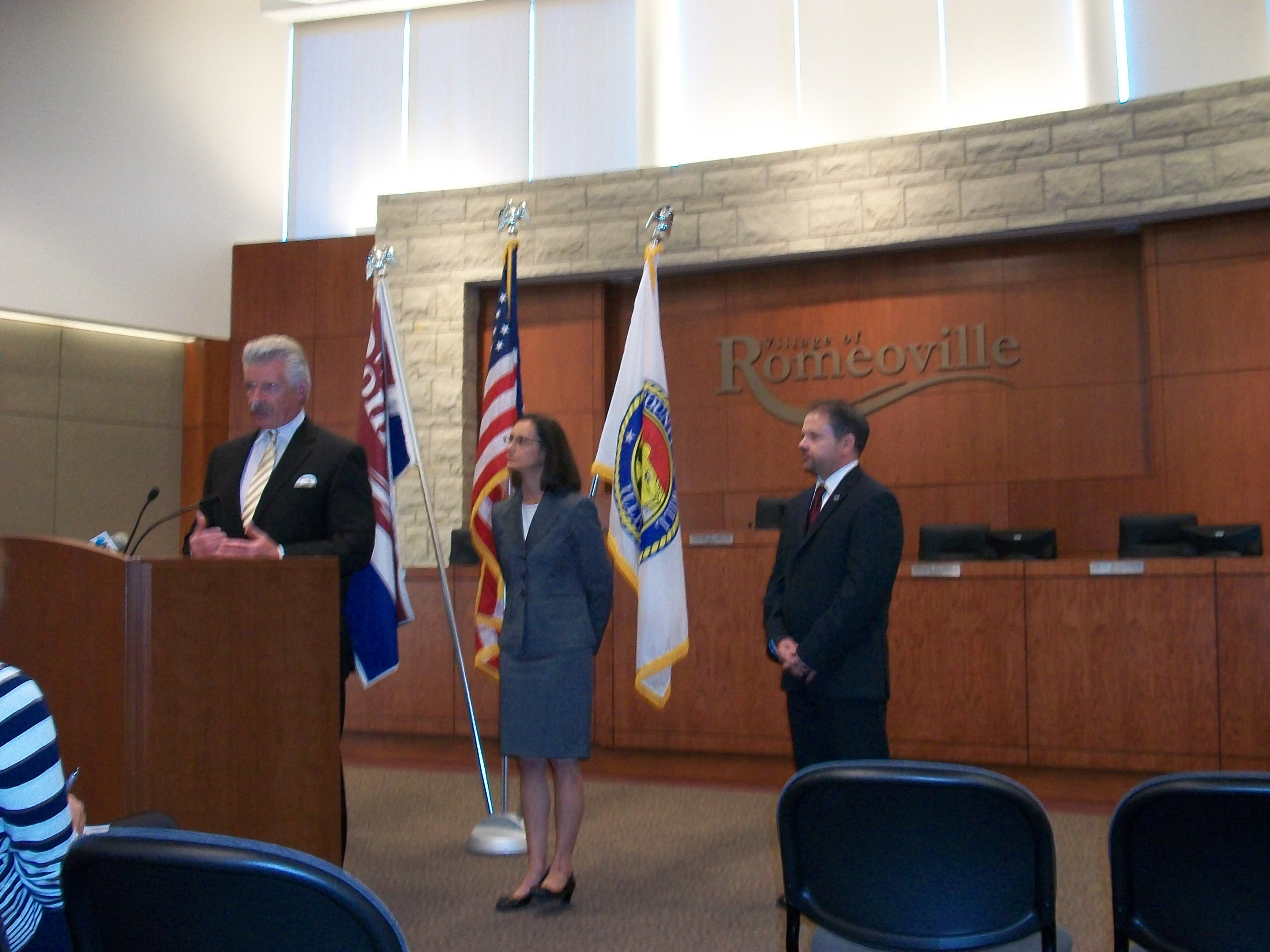 State, County File Suit over 6,000-Gallon Romeoville Oil