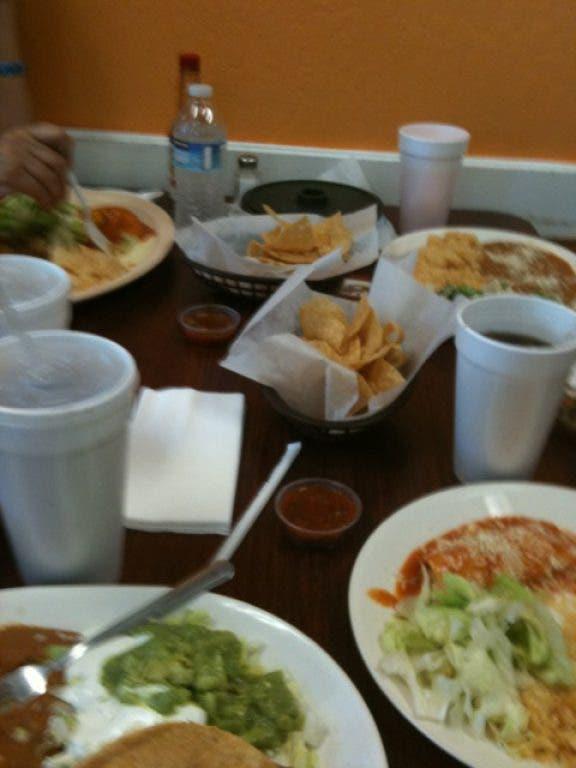 Rancho Grande Taqueria — Authentic Mexican Food in a Strip ...