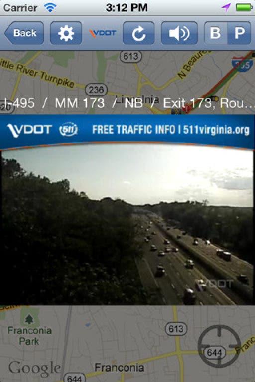 Virginia's 511 Service Now a Smartphone App | Lorton, VA Patch