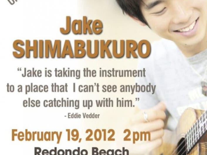 Ukulele Superstar Jake Shimabukuro in Concert | Redondo Beach, CA Patch