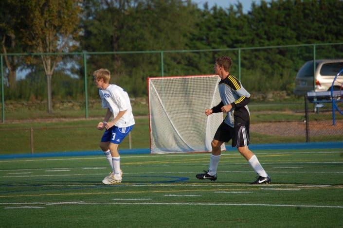 Islander Varsity Boys Soccer Tie Game Against Lincoln