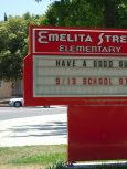 Emelita Elementary School Halloween Festival 2020 Emelita Elementary School in Encino Seeking Charter Status