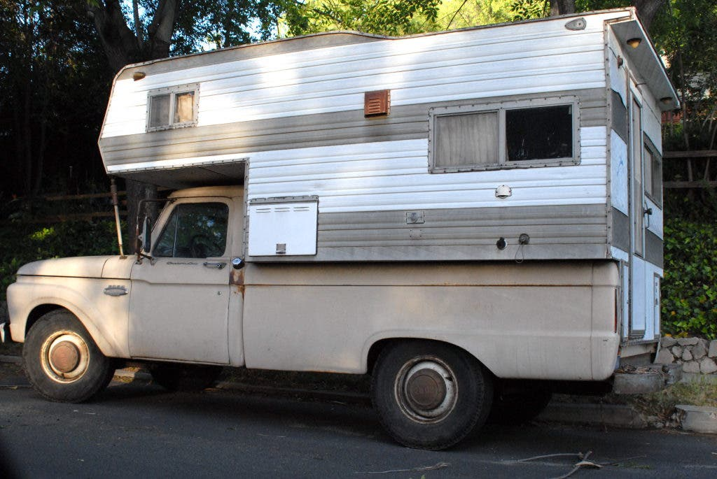 Fed Up with Motorhomes Parked on Your Street? Some Activism