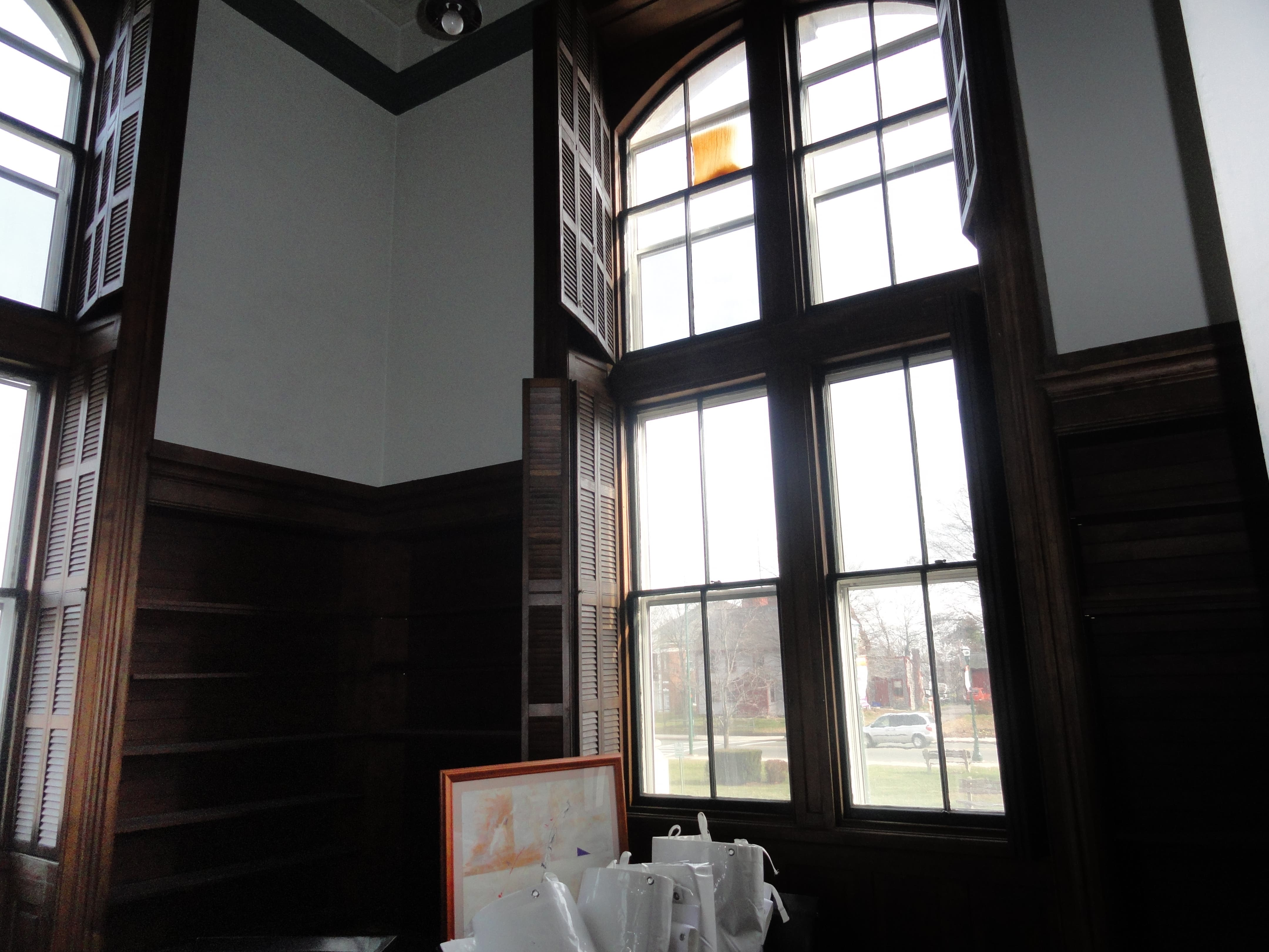 Another Step for Renovation of Braintree's Old Library | Braintree